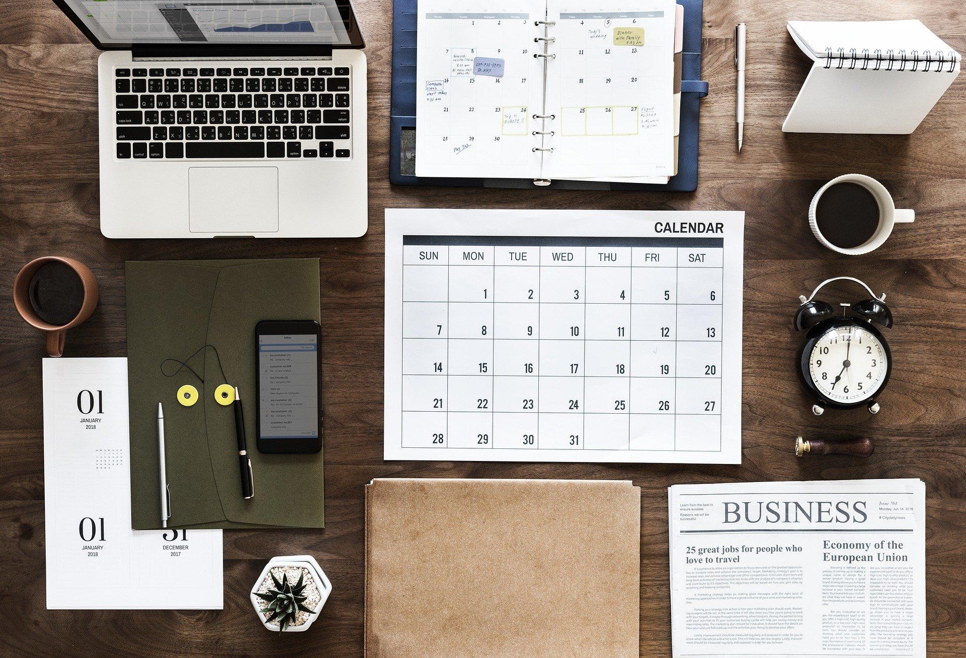 6 Simple Ways To Stay Organized
