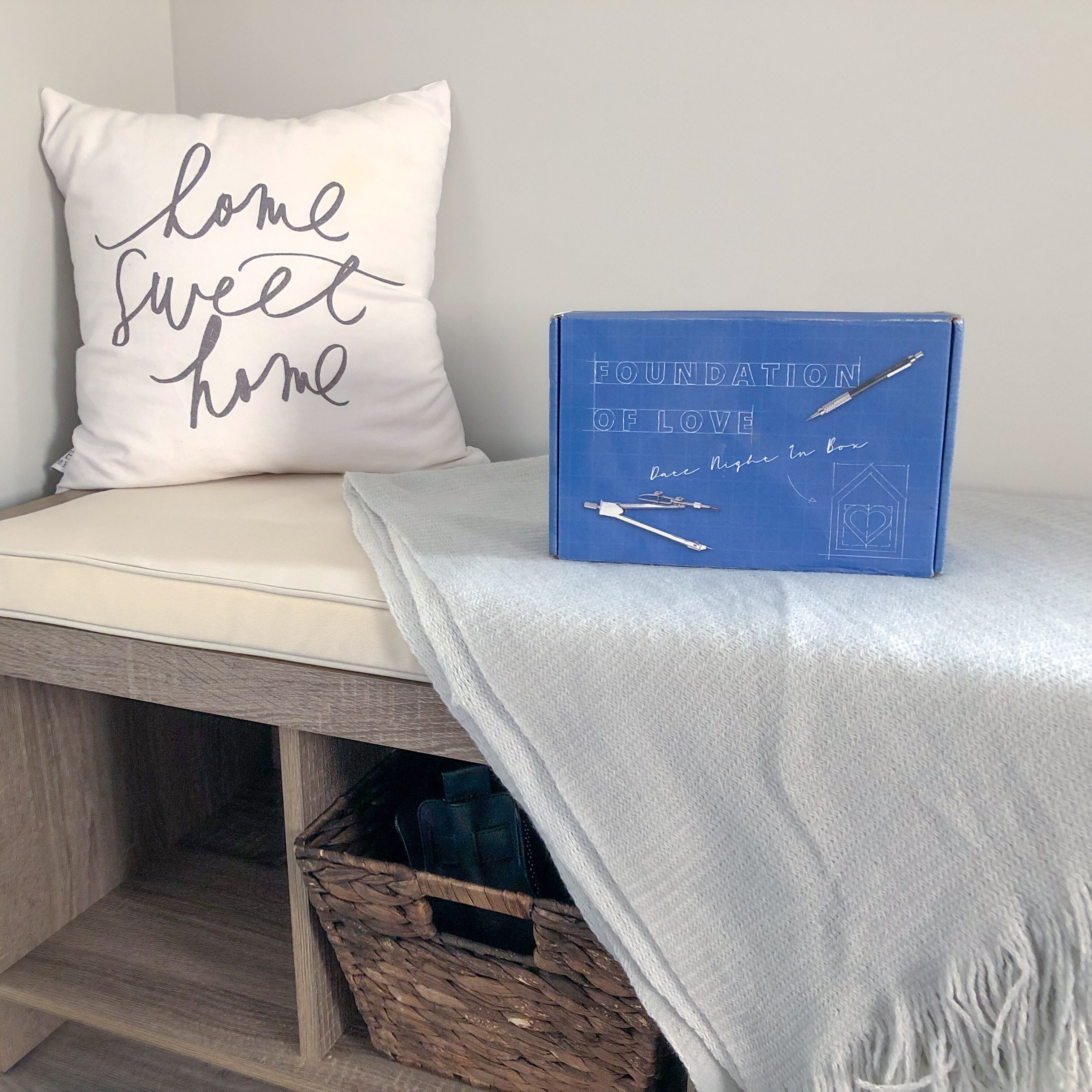 Building a 'Foundation of Love' with this month's Date Night In Box