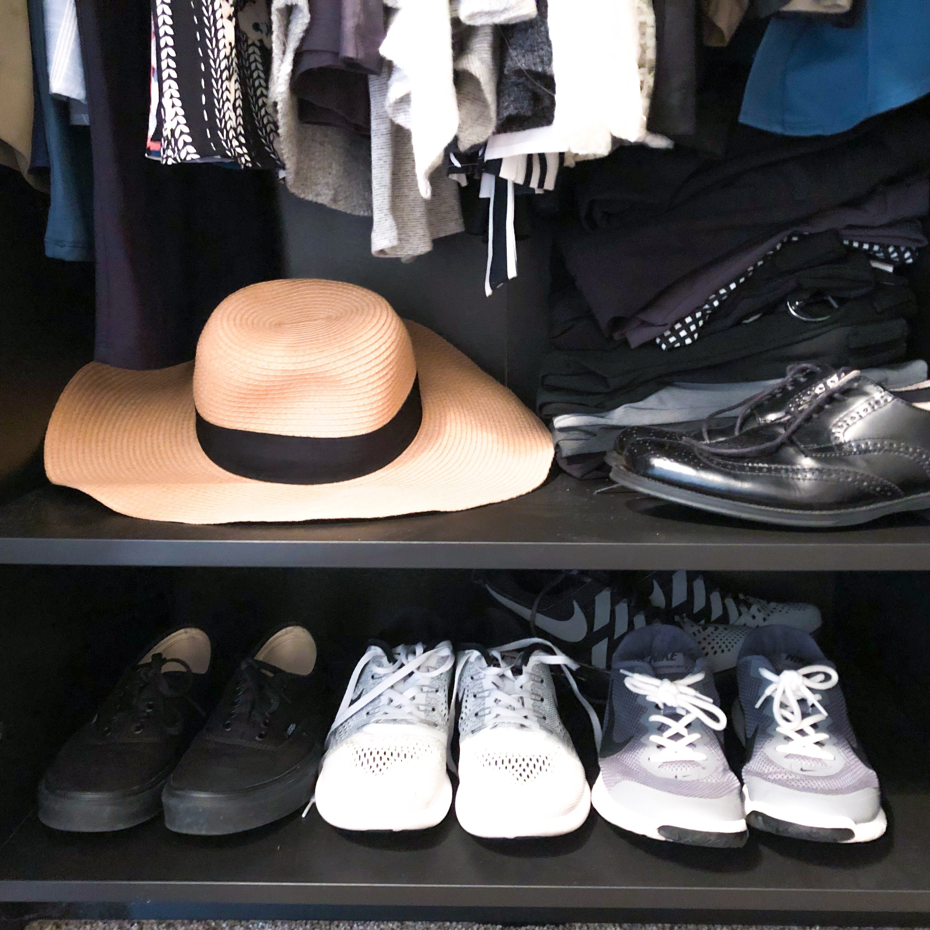 Tips to help you clean out your closet