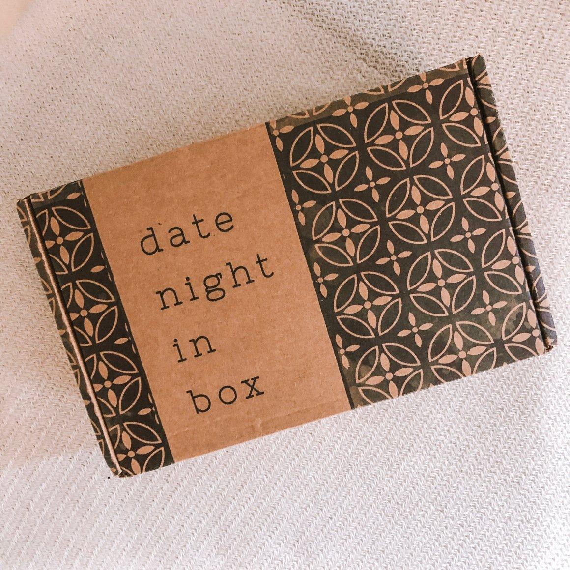 """Date Night In Box: """"Sensing More"""""""