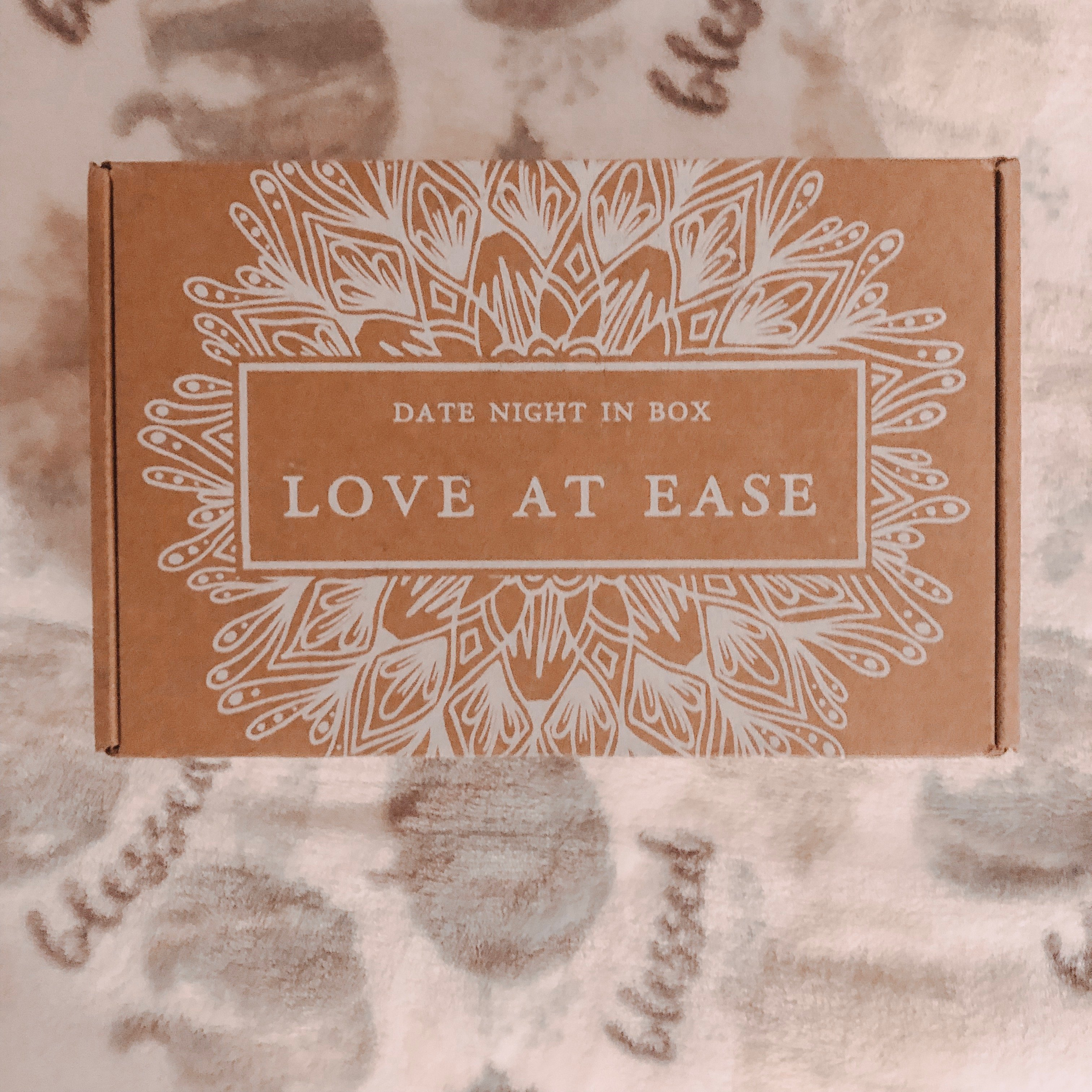 Date Night In Box: Love At Ease