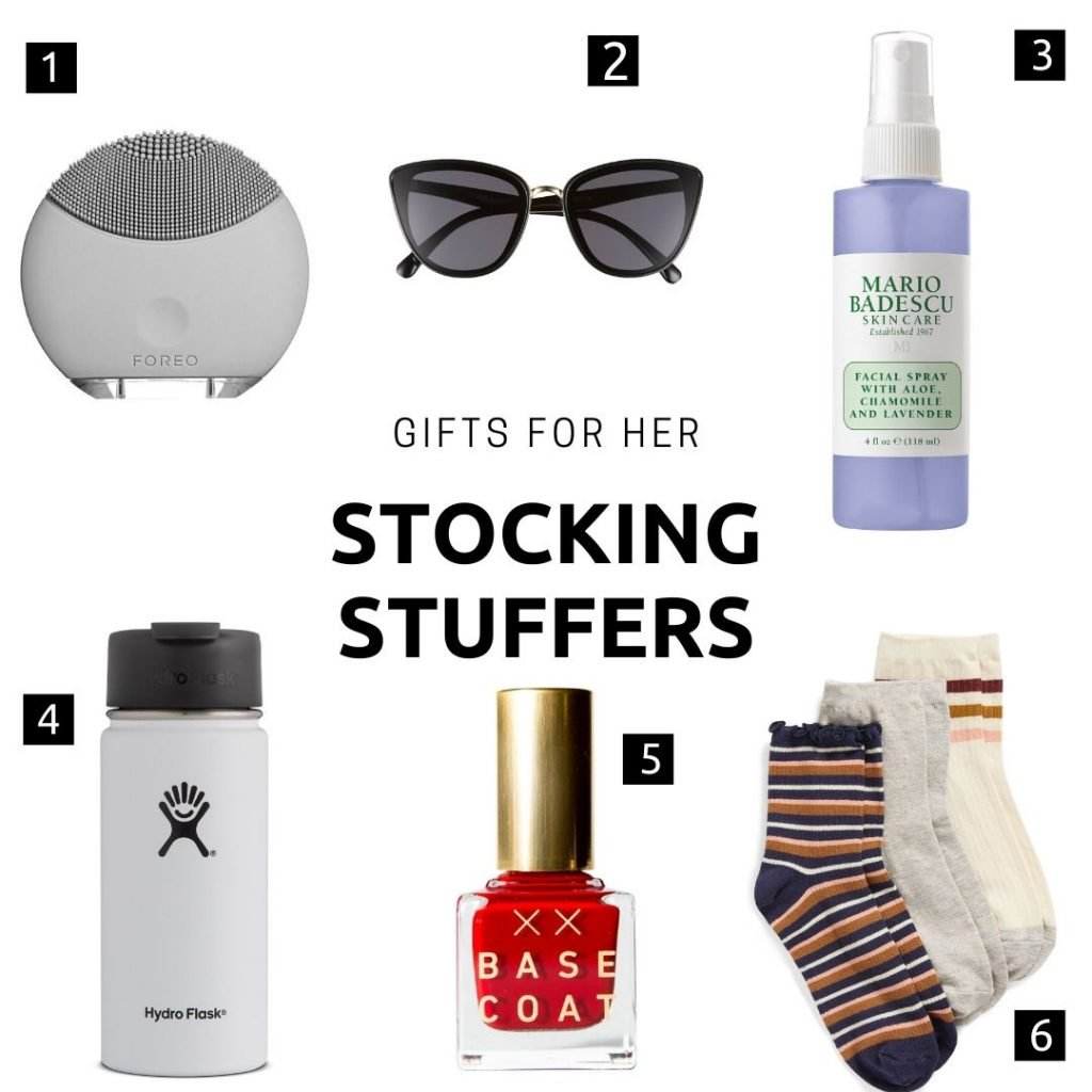 gifts for her: stocking stuffers