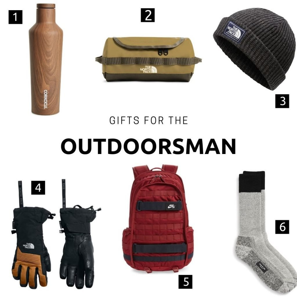 Gifts for him: outdoorsman