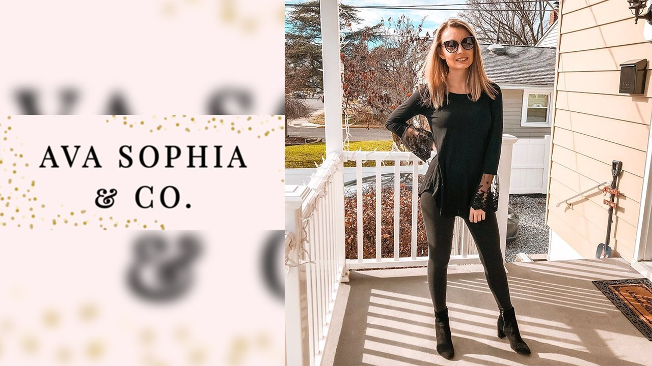 Shopping Online with Ava Sophia & Co.