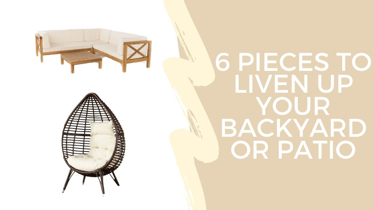backyard or patio