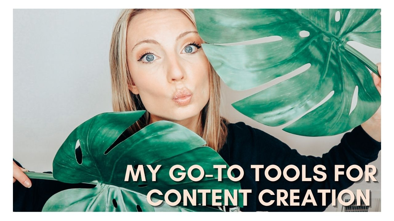 11 Tools & Equipment I Use To Create Content