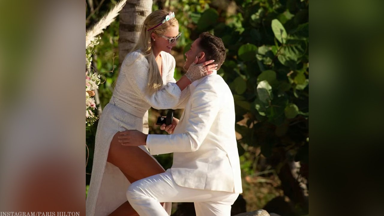 Paris Hilton Gets Engaged To Boyfriend Carter Reum