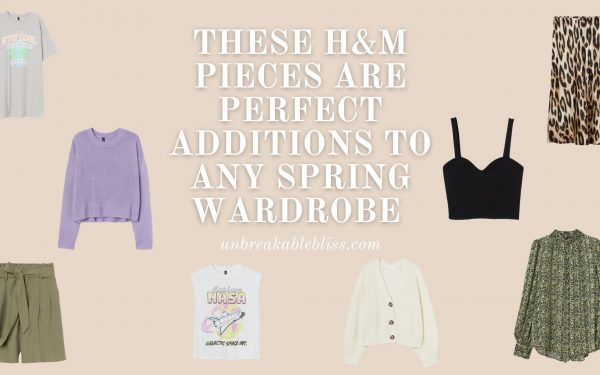 These H&M Pieces Are Perfect To Help You Transition Your Wardrobe To Spring