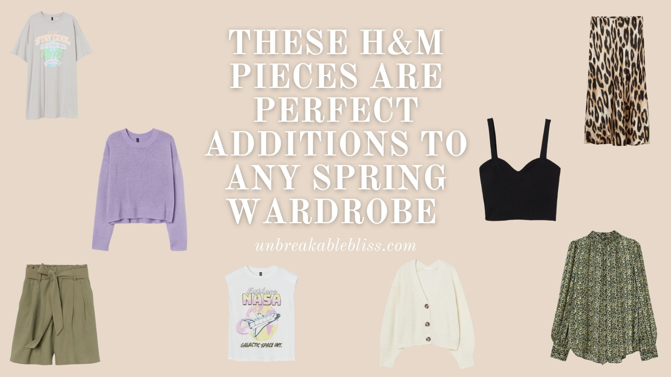 H&M Spring Shift