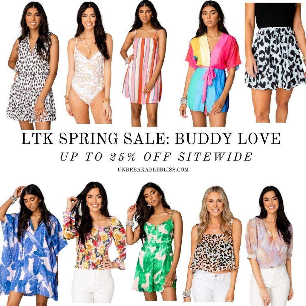 LTK Spring Sale Buddy Love