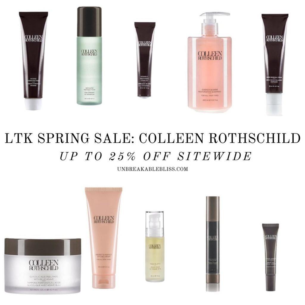 LTK Spring Sale Colleen Rothschild