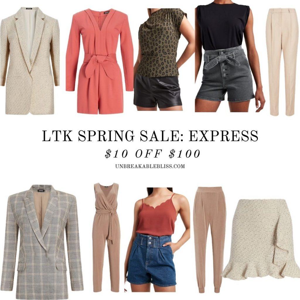 LTK Spring Sale Express