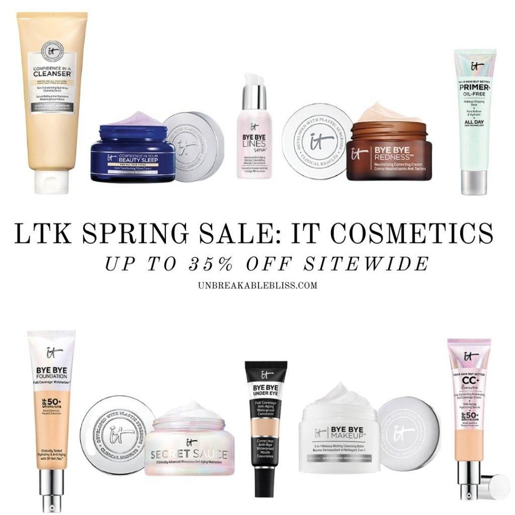 LTK Spring Sale It Cosmetics