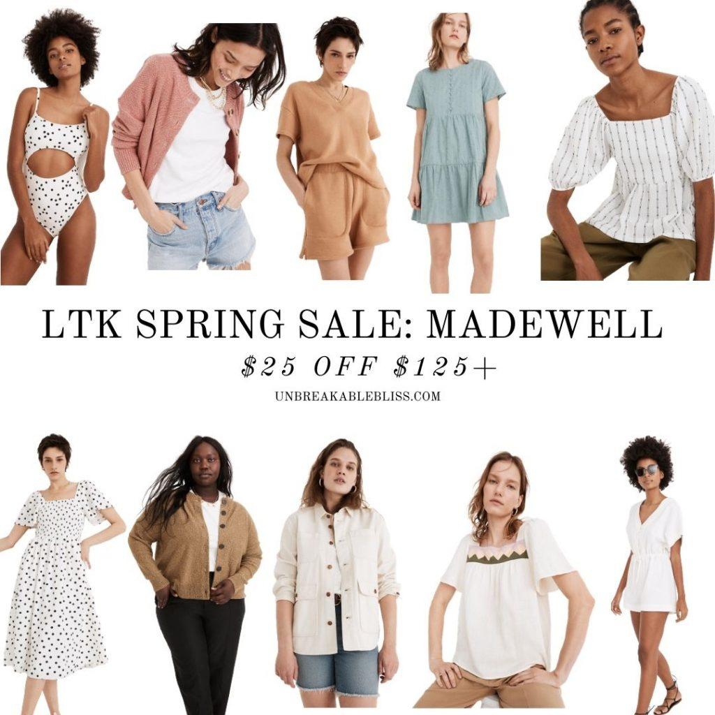 LTK Spring Sale Madewell
