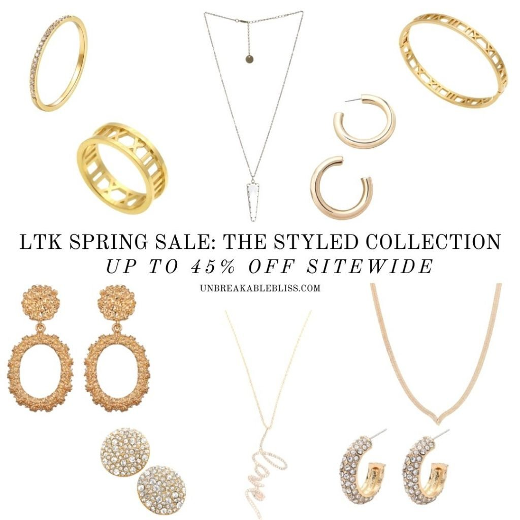 LTK Spring Sale The Styled Collection