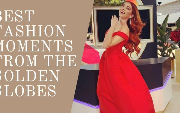 Fashion Highlights From The Golden Globes Red Carpet