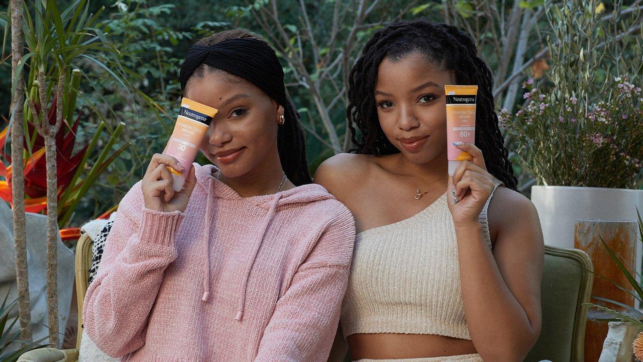 Neutrogena Names Chloe x Halle Its Newest Brand Ambassadors