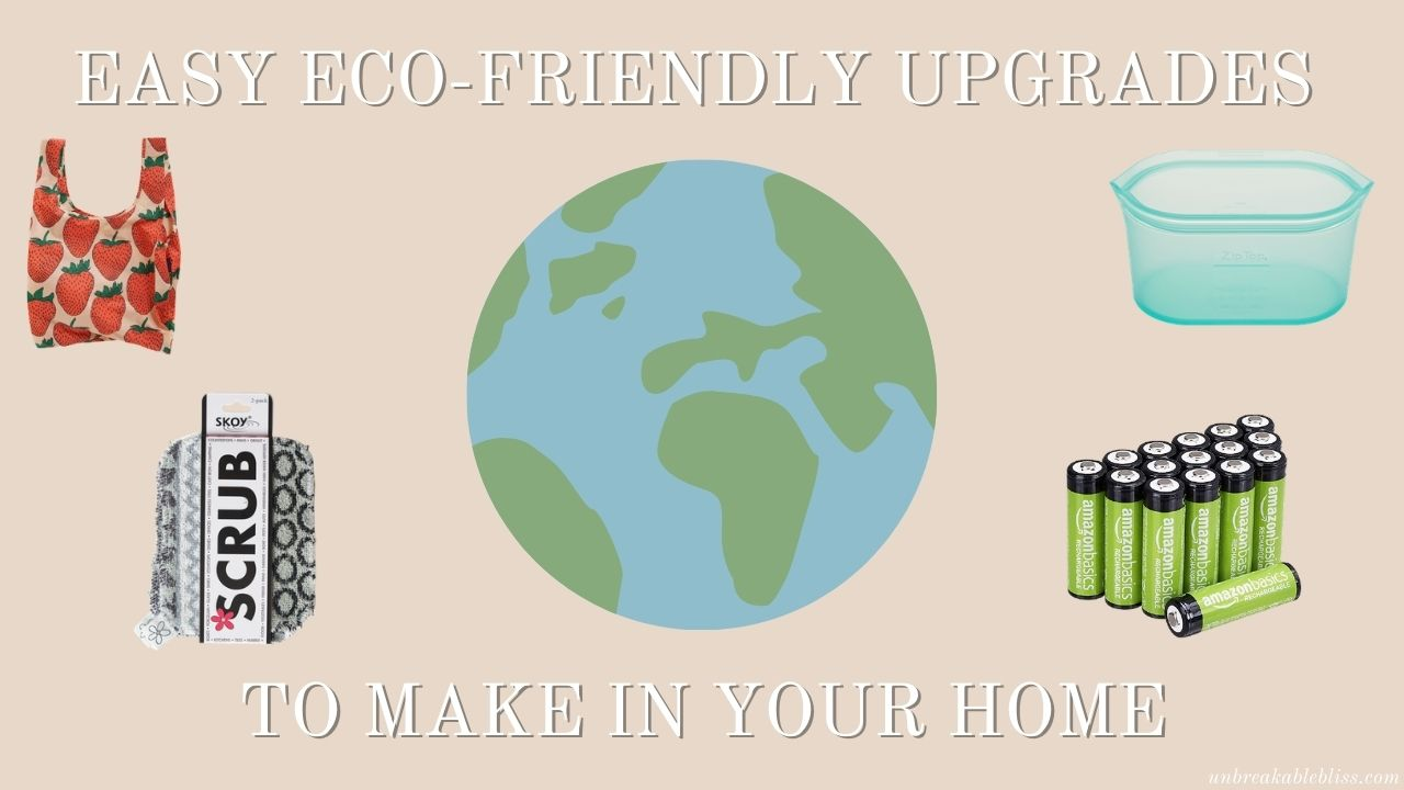 Easy Eco-Friendly Upgrades To Make In Your Home