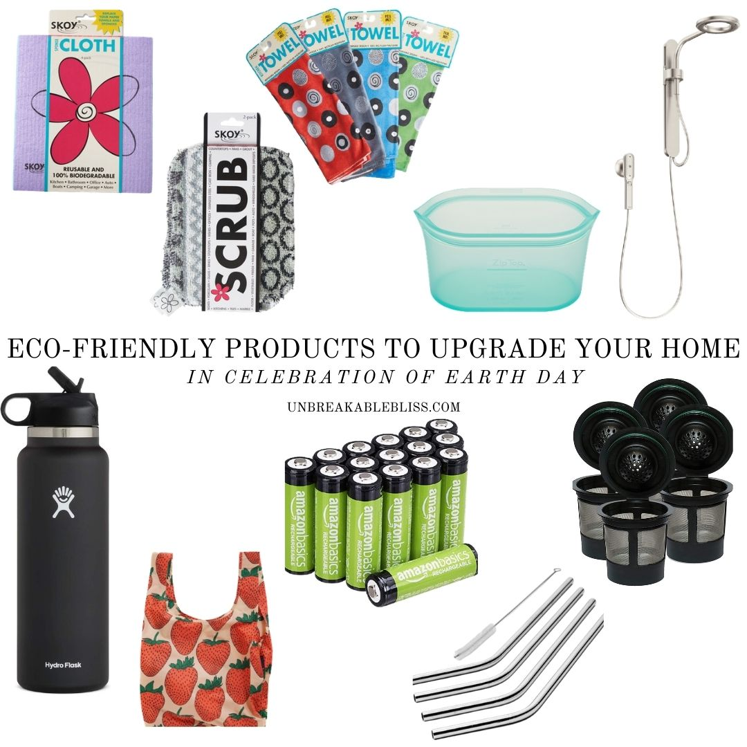 Eco-friendly upgrades to home