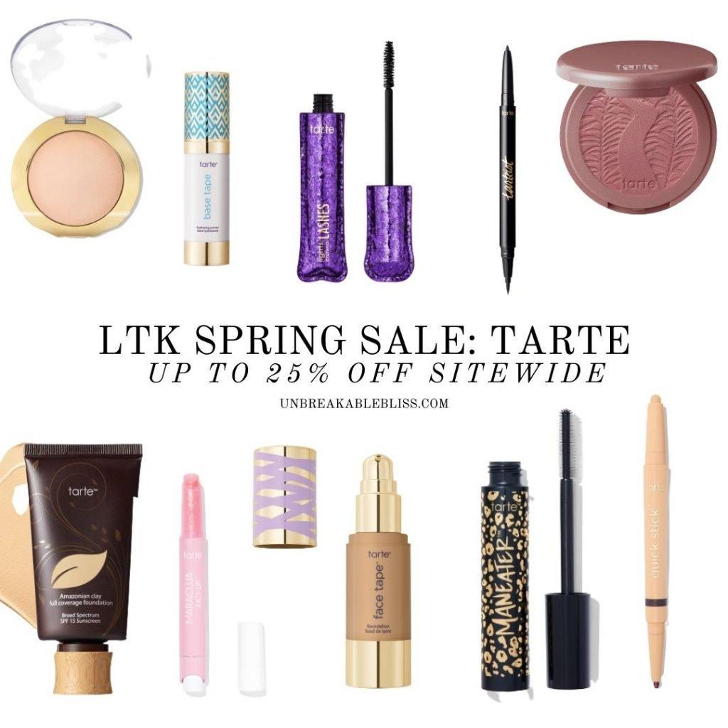 LTK Spring Sale Tarte
