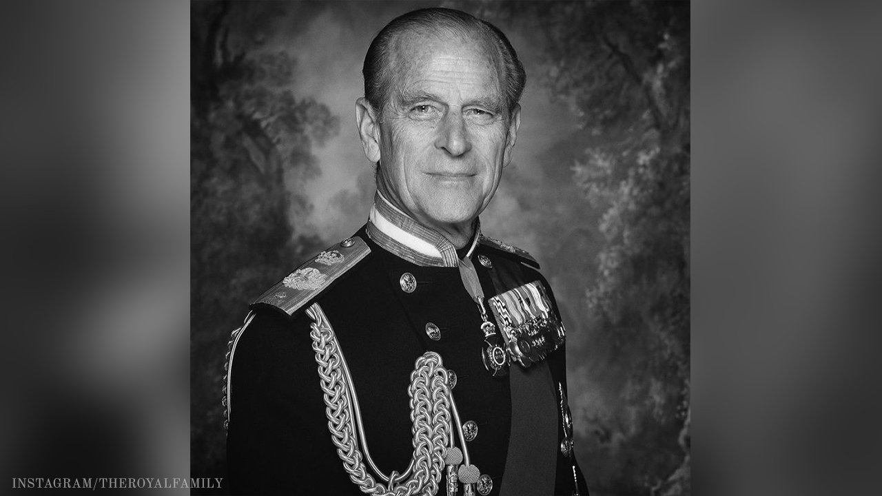 Prince Philip, Husband To Queen Elizabeth II, Dies At Age 99