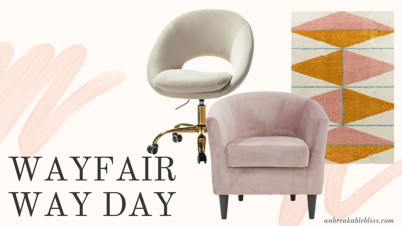 Wayfair Way Day Has Come Just In Time For Summer