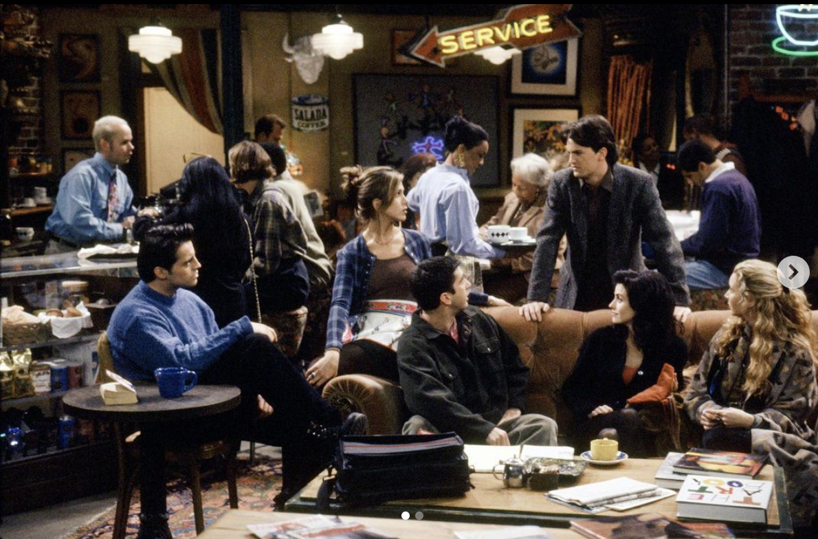 """""""Friends"""" Reunion To Finally Air Later This Month"""