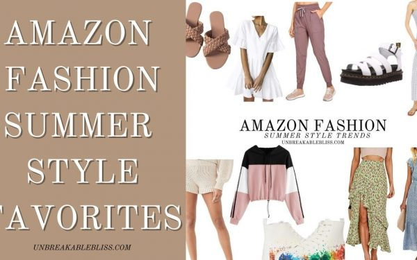 Amazon Fashion Summer Style Favorite Finds