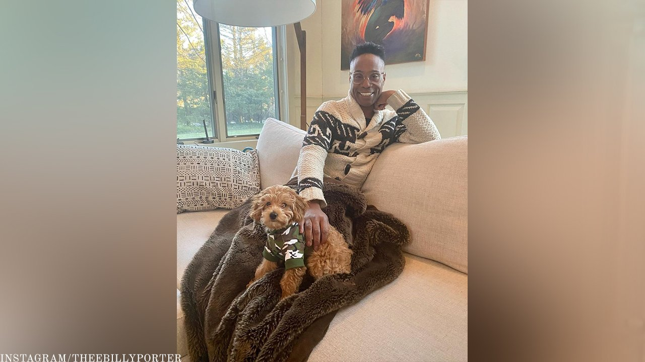 Billy Porter Reveals He Has Been Living With HIV For 14 Years
