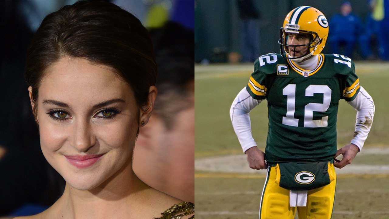 Shailene Woodley Opens Up About Relationship With Aaron Rodgers