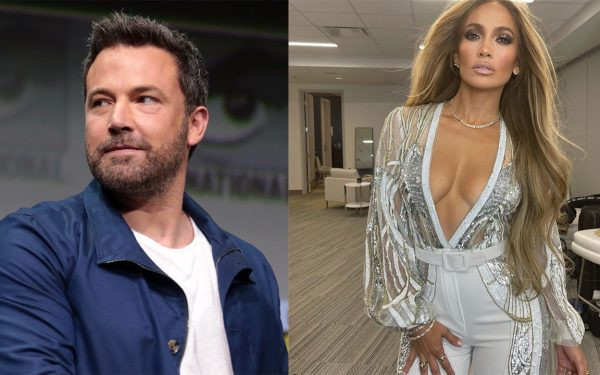 Jennifer Lopez and Ben Affleck Are Unafraid Of PDA At Intimate Family Dinner