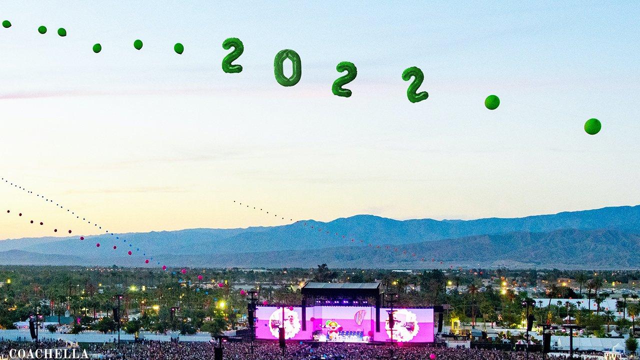 Coachella Announces Festival Dates For 2022