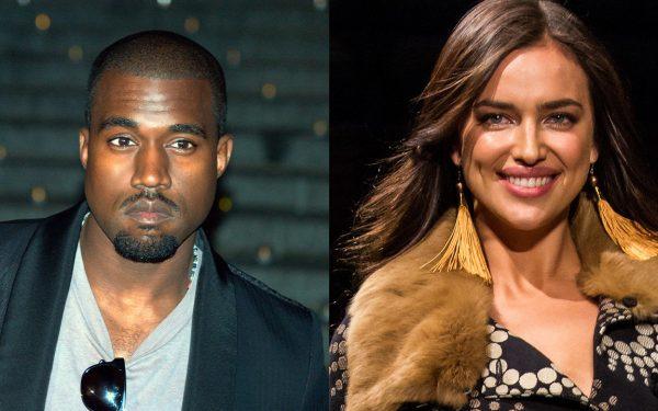 Kanye West and Irina Shayk Fuel Romance Rumors