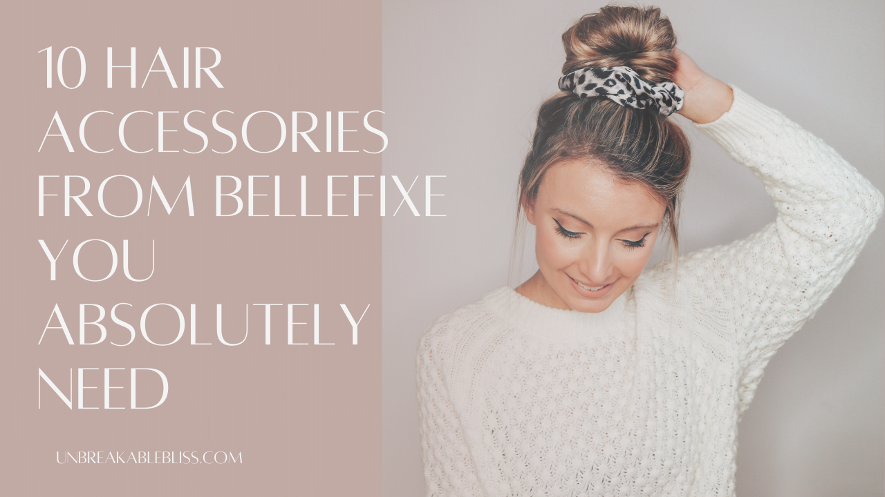 10 Hair Accessories From Bellefixe You Absolutely Need
