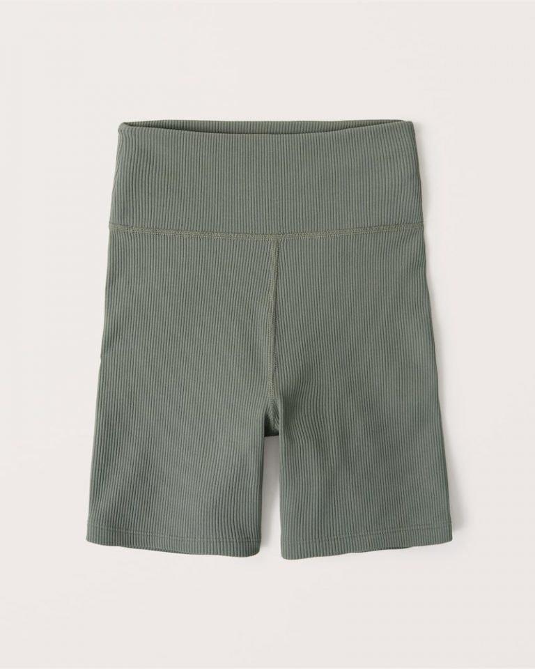 Abercrombie bike shorts