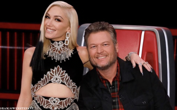 Gwen Stefani And Blake Shelton Get Married In Intimate Ceremony