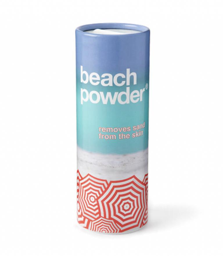 uncommon goods beach powder
