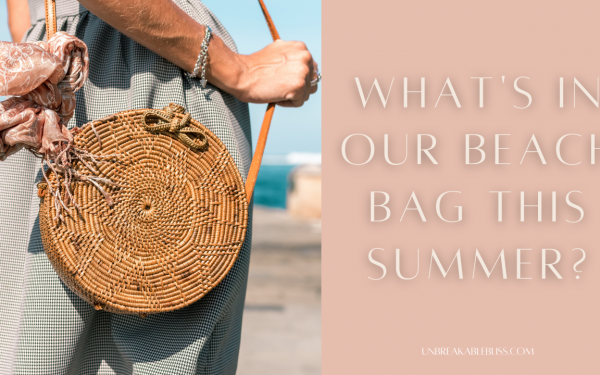 What's In Our Beach Bag This Summer?