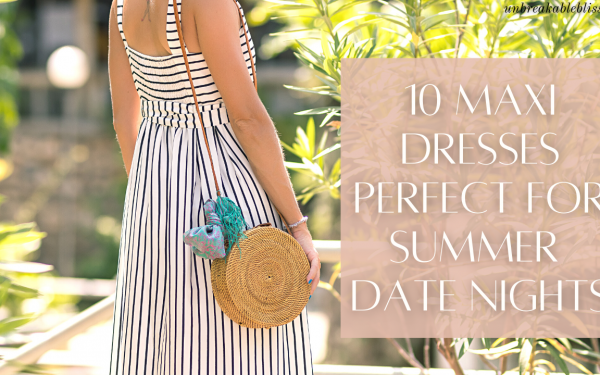10 Maxi Dresses For Summer Date Nights