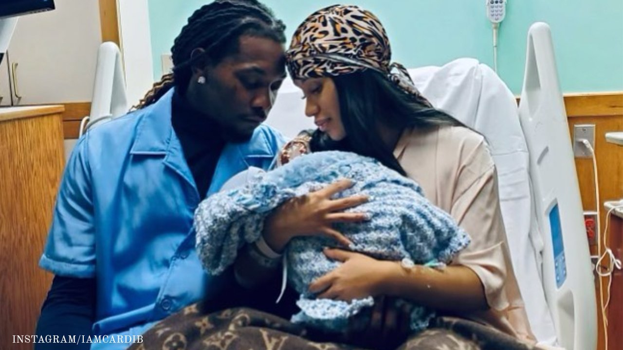 Cardi B & Offset Welcome Their Second Child