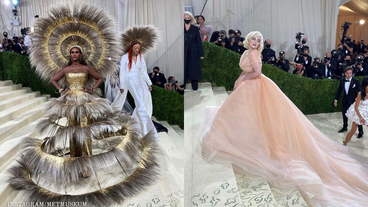 Our Favorite Looks From This Year's Met Gala
